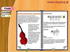 MusiXcool  Instrumentenkunde